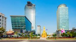 Find cheap flights from White Plains to Phnom Penh