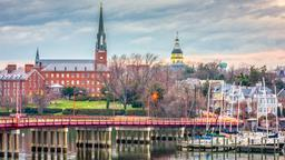 Find cheap flights from Fargo to Maryland