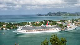 Find cheap flights from New York John F Kennedy Airport to Castries