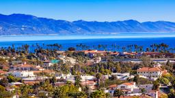 Find cheap flights from Baden-Wurttemberg to Santa Barbara