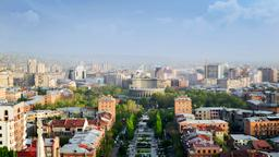 Find cheap flights from Chicago Midway Airport to Yerevan