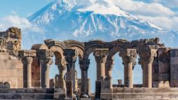 Find cheap flights from Oregon to Yerevan