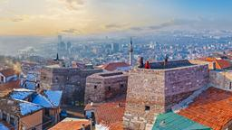 Find cheap flights from Missouri to Ankara