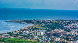Find cheap flights from Indiana to Visakhapatnam