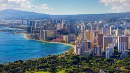 Find cheap flights from Missouri to O'ahu