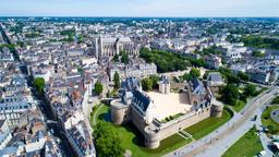Find cheap flights from Ohio to Nantes