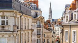 Find cheap flights from Chicago to Nantes