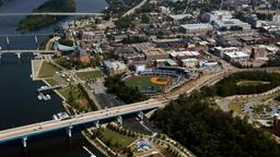 Chattanooga hotels near AT&T Field