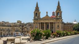 Find cheap flights from Maine to Malta Island