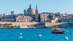 Find cheap flights from Maine to Luqa