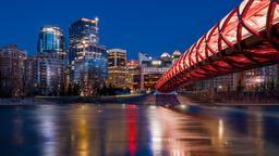 Find cheap flights from Oklahoma to Calgary