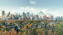 Find cheap flights from Arkansas to Calgary
