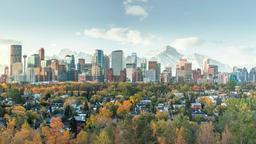 Find cheap flights from Indiana to Calgary