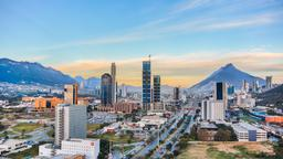 Find cheap flights from Mexico City to Monterrey