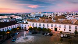 Find cheap flights from Florida to Faro