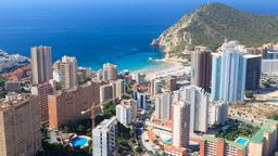 Find cheap flights to Benidorm