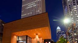 Charlotte hotels near Bechtler Museum of Modern Art