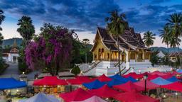 Find cheap flights from Oregon to Luang Prabang