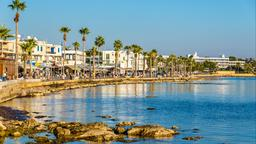 Find cheap flights from Santa Ana to Paphos