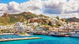 Find cheap flights from Hartford to Naxos
