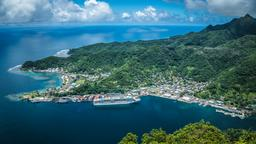 Find cheap flights from Florida to American Samoa