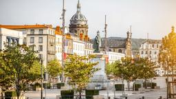 Find cheap flights from Washington to Clermont-Ferrand
