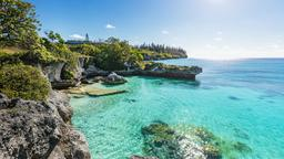 Find cheap flights to Noumea