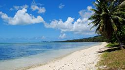 Find cheap flights from District of Columbia to the Northern Mariana Islands