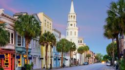 Find cheap flights from Caribbean to South Carolina