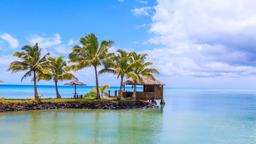 Find cheap flights from Chicago to Samoa
