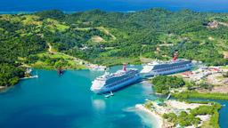 Find cheap flights from Oregon to Roatan Island