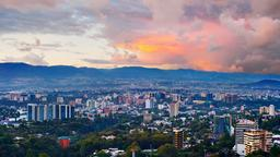 Find cheap flights from Mississippi to Guatemala City