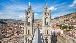Quito hotels near Independence Square