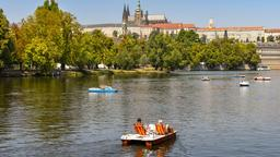 Prague hotels near Pivovary Staropramen