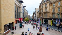 Find cheap flights from Rhode Island to Glasgow Airport