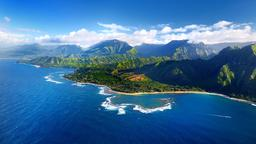 Find cheap flights from California to Kaua'i
