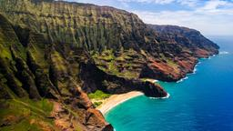 Find cheap flights from Fayetteville to Kaua'i