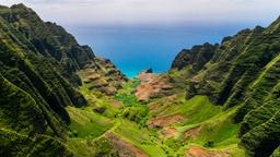 Find cheap flights from Medford to Kaua'i