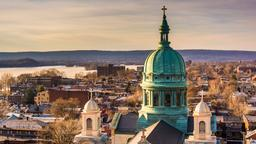Find cheap flights from France to Harrisburg