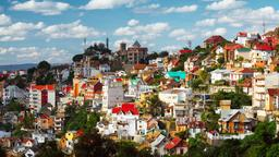 Find cheap flights from Nevada to Antananarivo
