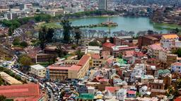 Find cheap flights from North Carolina to Antananarivo