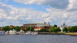 Find cheap flights from Montpellier to New Bern