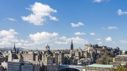 Find cheap flights from Boise to Edinburgh