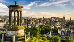 Find cheap flights from Kentucky to Edinburgh
