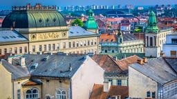 Find cheap flights from Kentucky to Zagreb