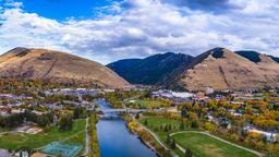 Find cheap flights from Canada to Missoula
