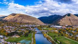 Find cheap flights from Orange County to Missoula