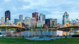 Find cheap flights from Manchester to Pittsburgh