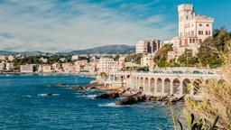 Find cheap flights from Rochester to Genoa