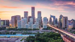Find cheap flights from Bismarck to Beijing Capital Airport